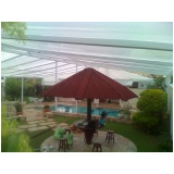 tenda 5x5 Jockey Club